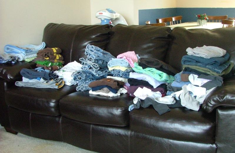 Laundryandlistening